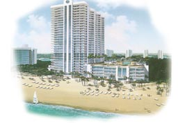 Hallandale - south florida